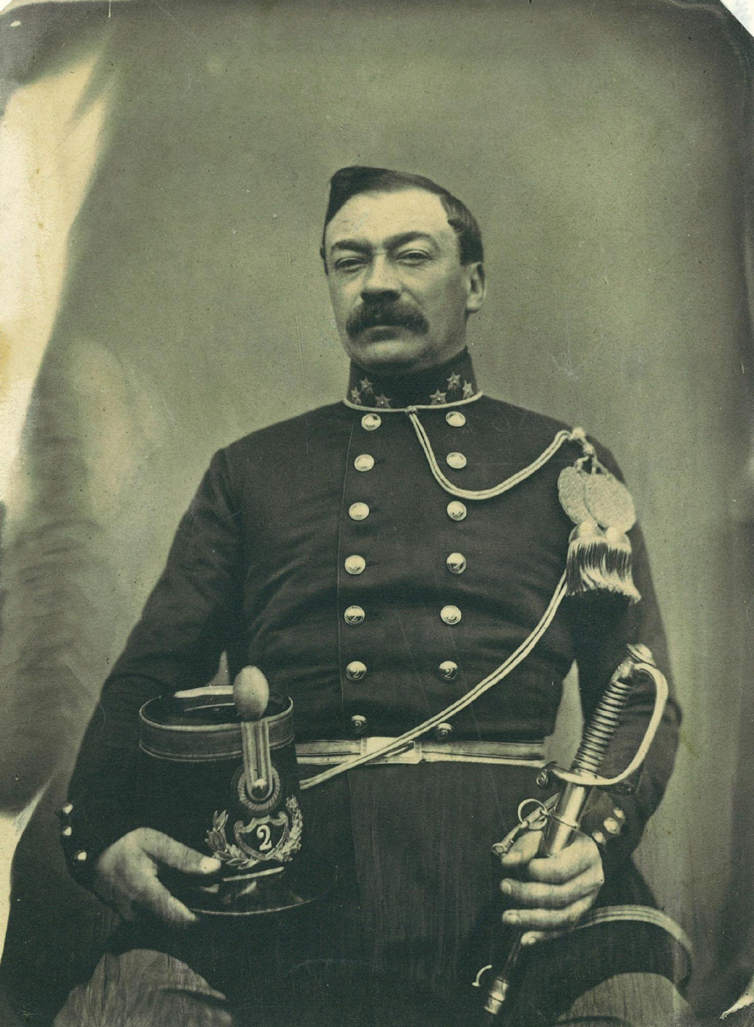 Kapitein Delbergh
