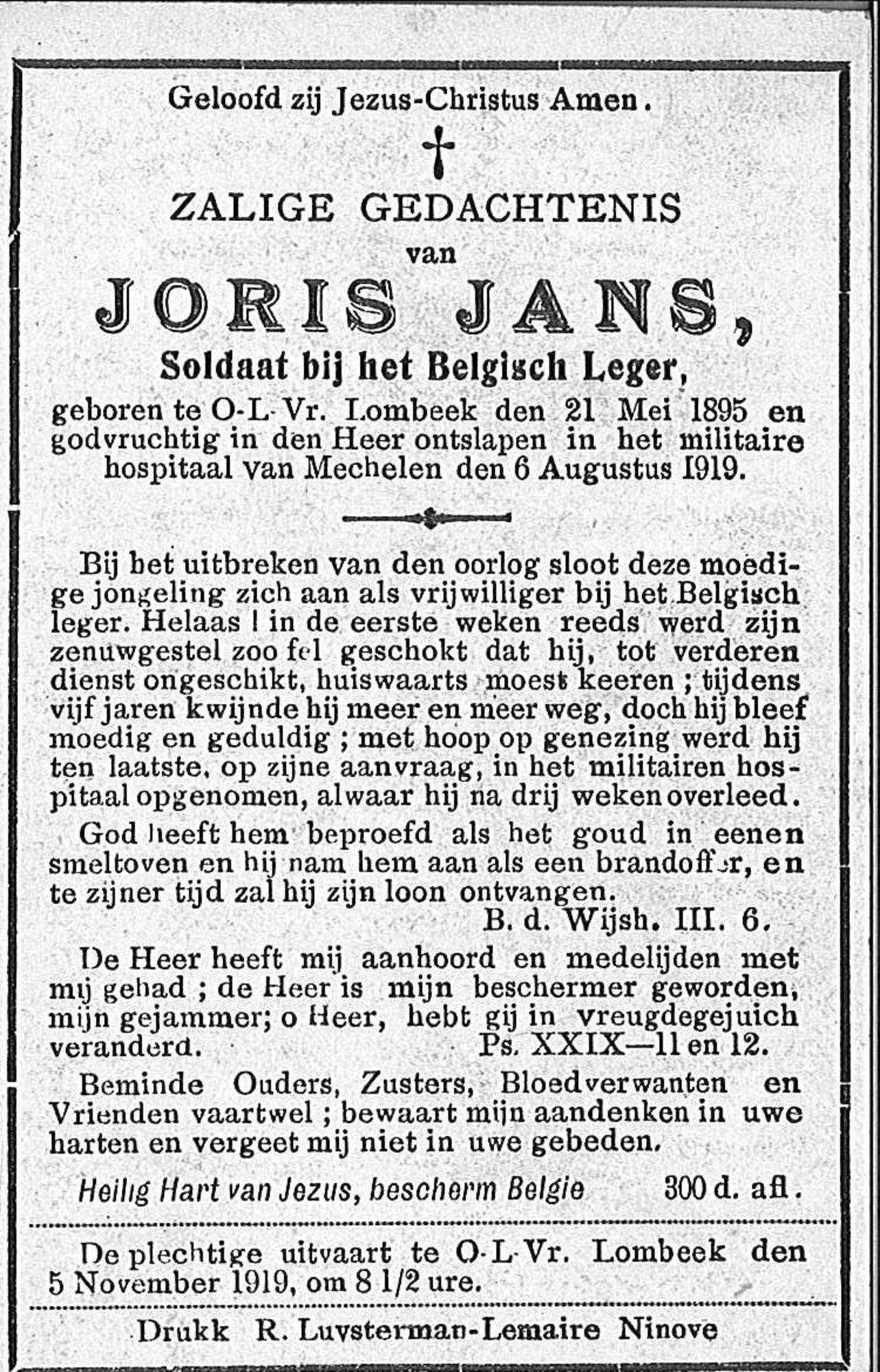 Joris Jans