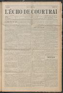 L'echo De Courtrai 1914-03-12