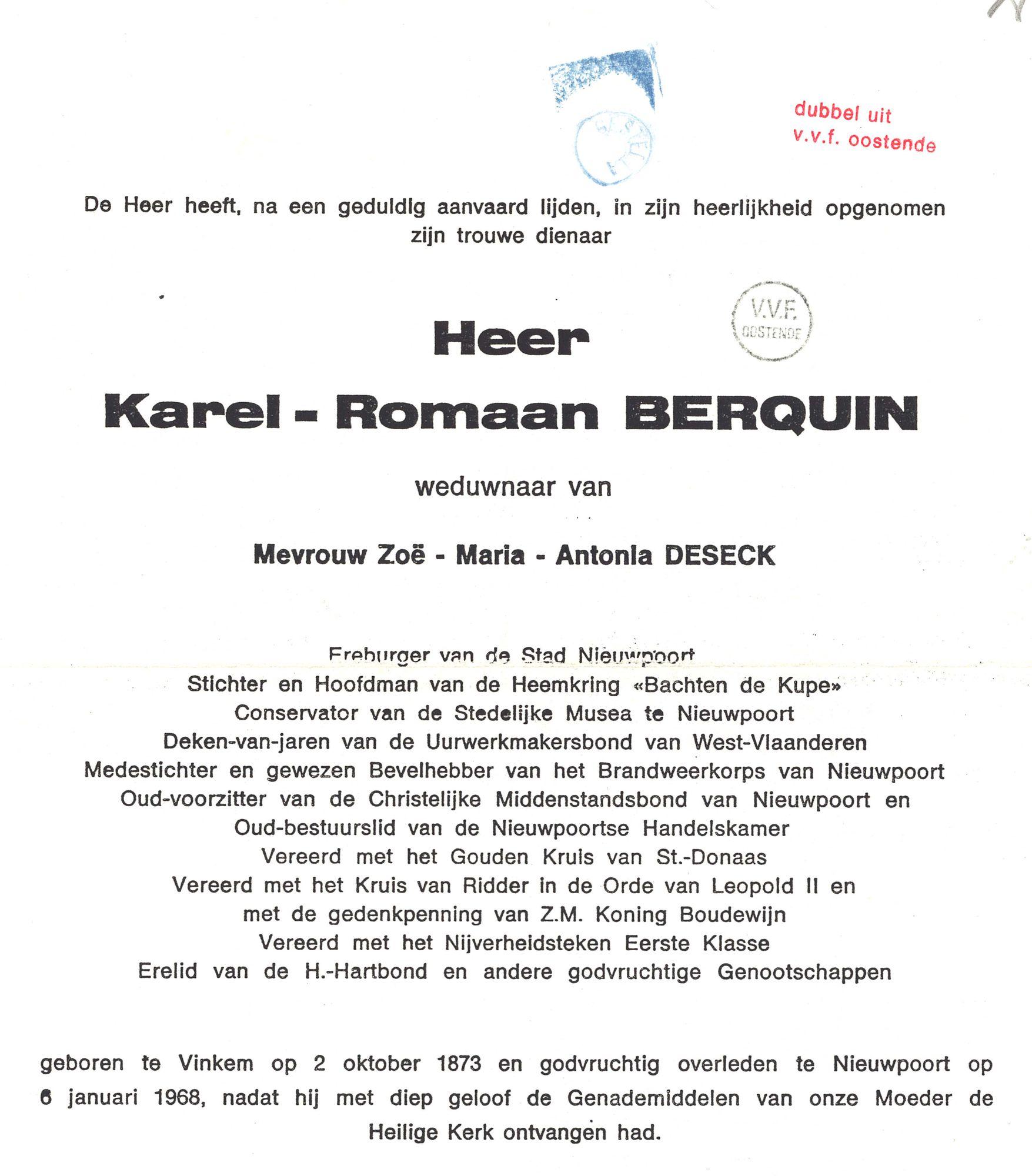 Karel-Romaan Berquin
