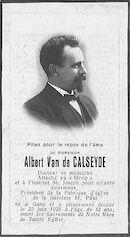 Albert Van de Calseyde