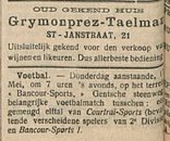Grymonprez Taelman
