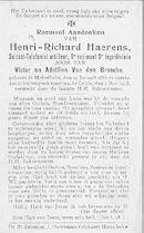 Haerens Henri-Richard