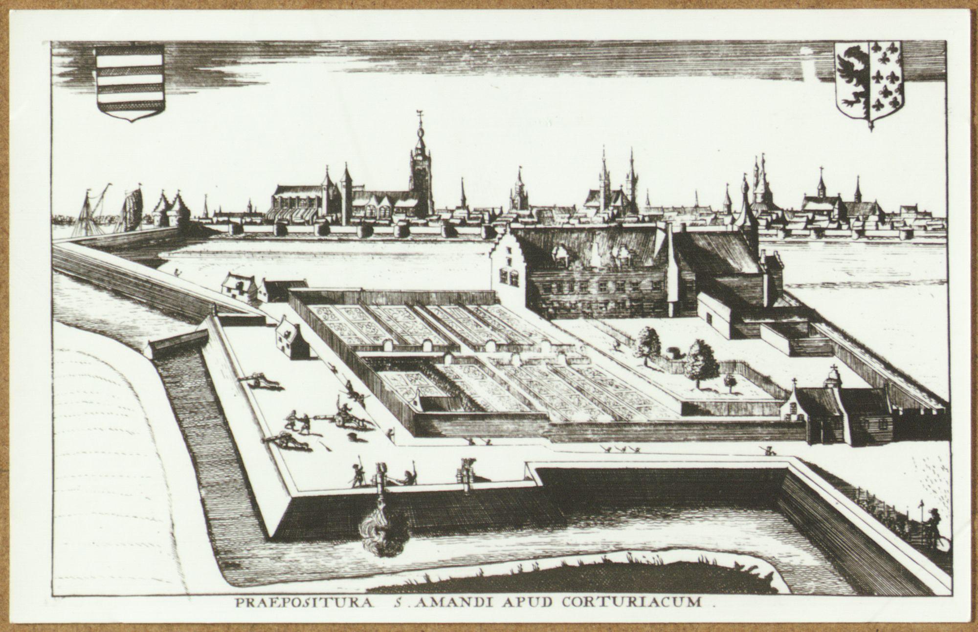 Proosdij van Sint-Amand Kortrijk