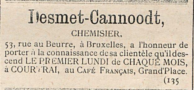 Desmet-Cannoodt