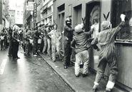 Doopdag Kortrijkse studenten 1973