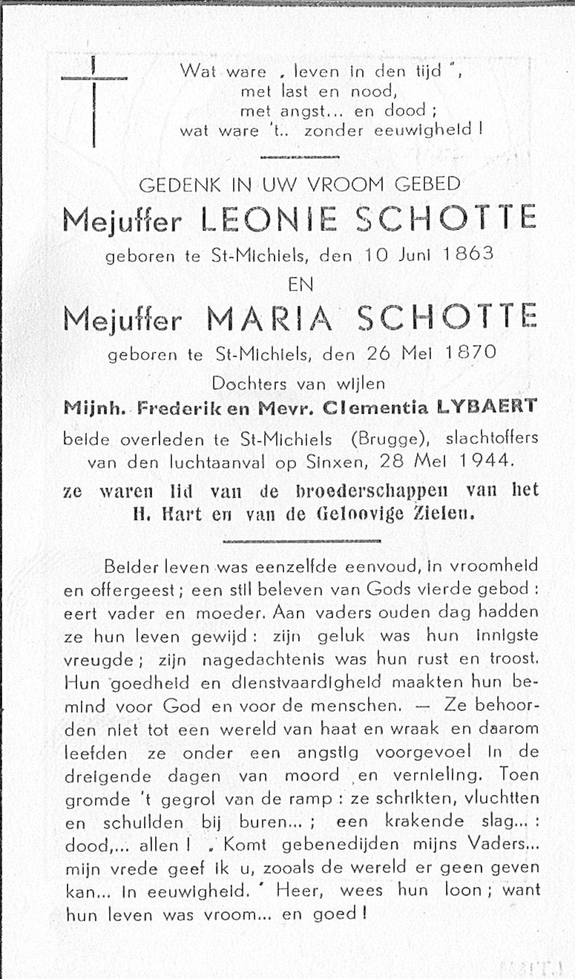 Maria Schotte