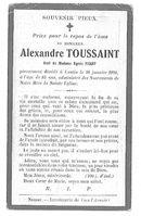 Alexandre Toussaint