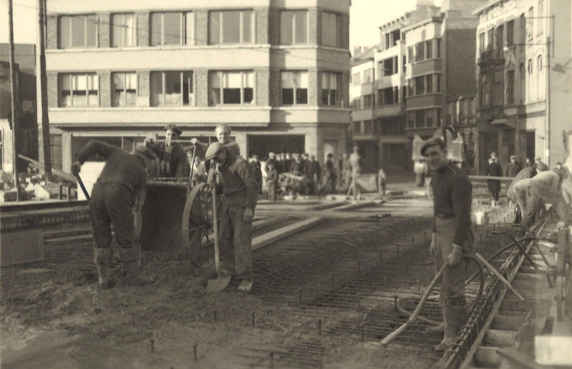 Leiebrug 1949