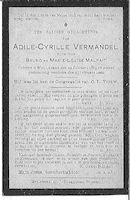 Adile-Cyrille Vermandel