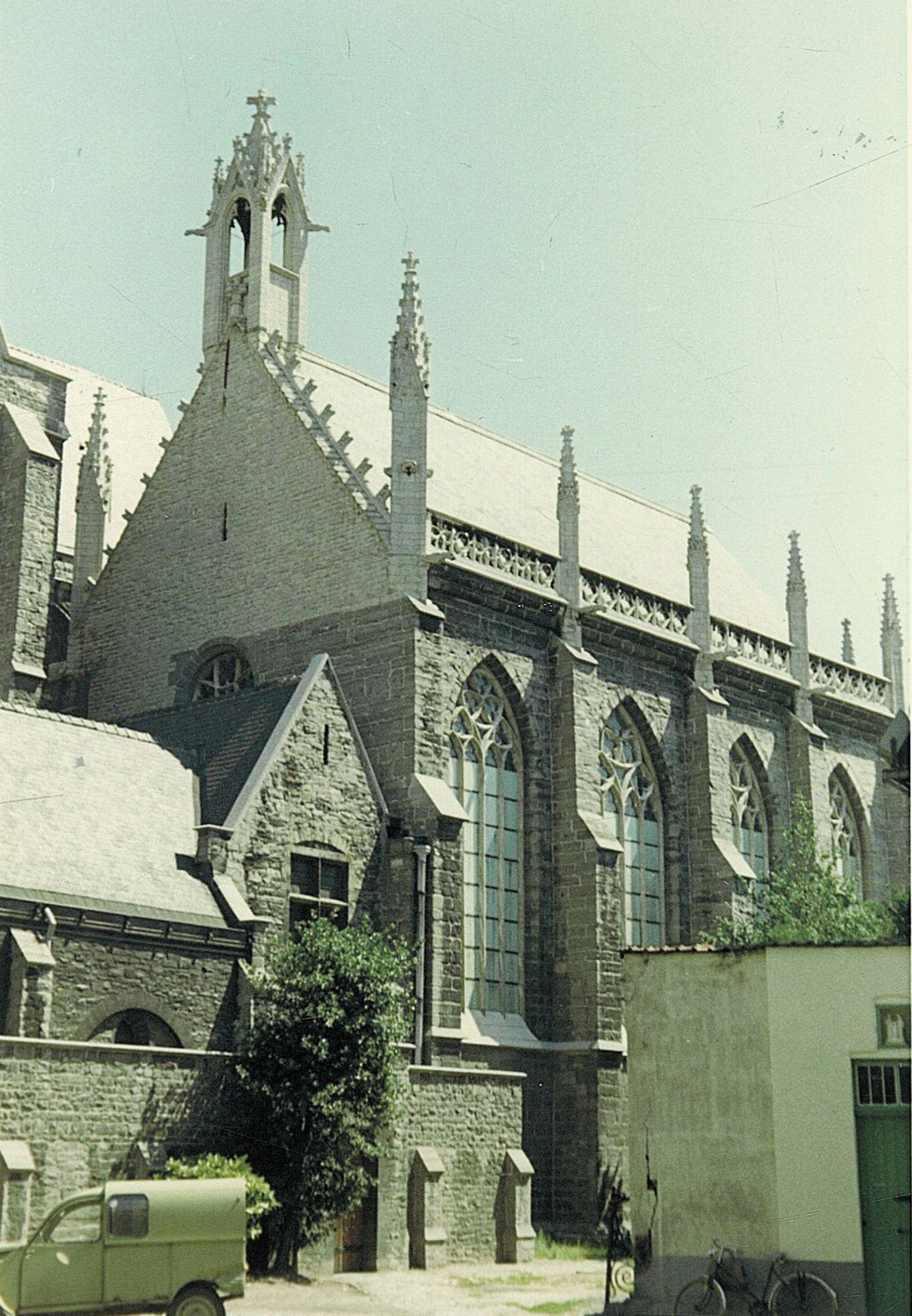 Gravenkapel O.-L.-Vrouwekerk