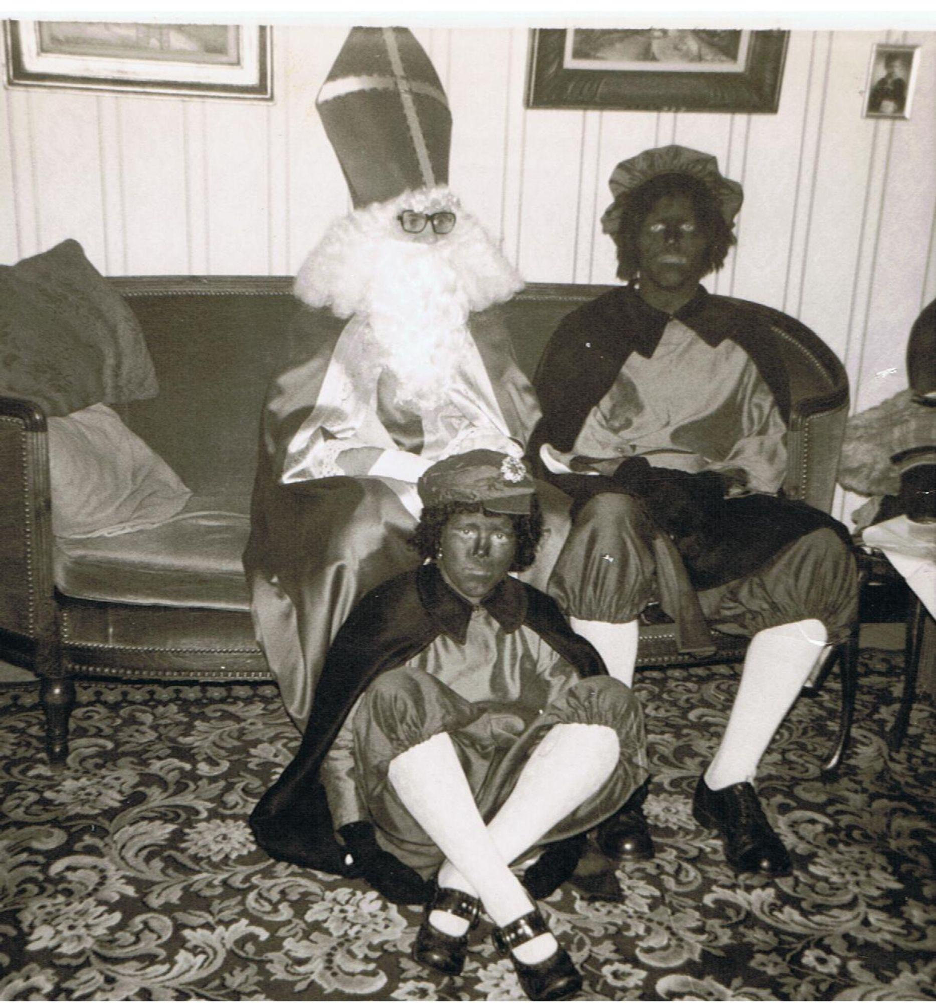 Sinterklaas vroeger 12