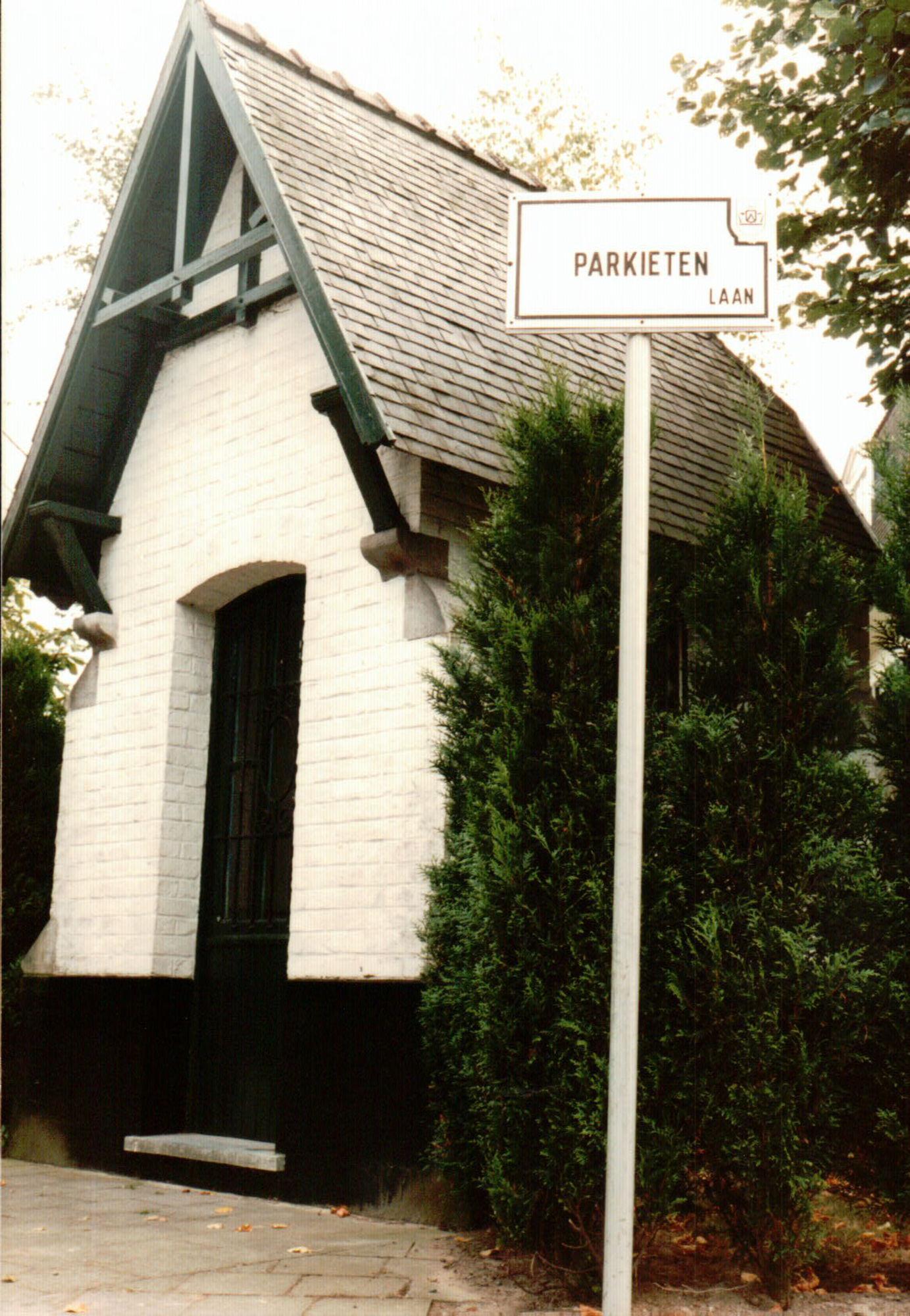 Bomkapel aan het Rootershof