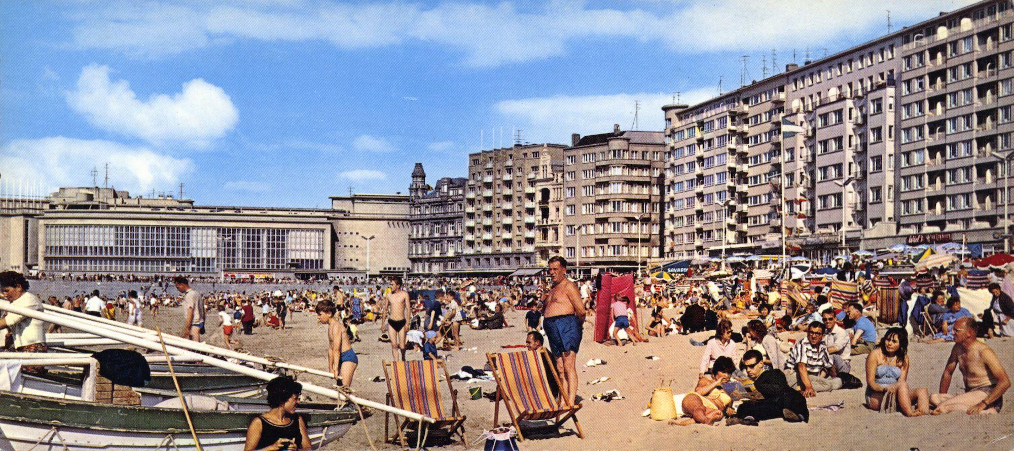 Westflandrica - het strand van Oostende