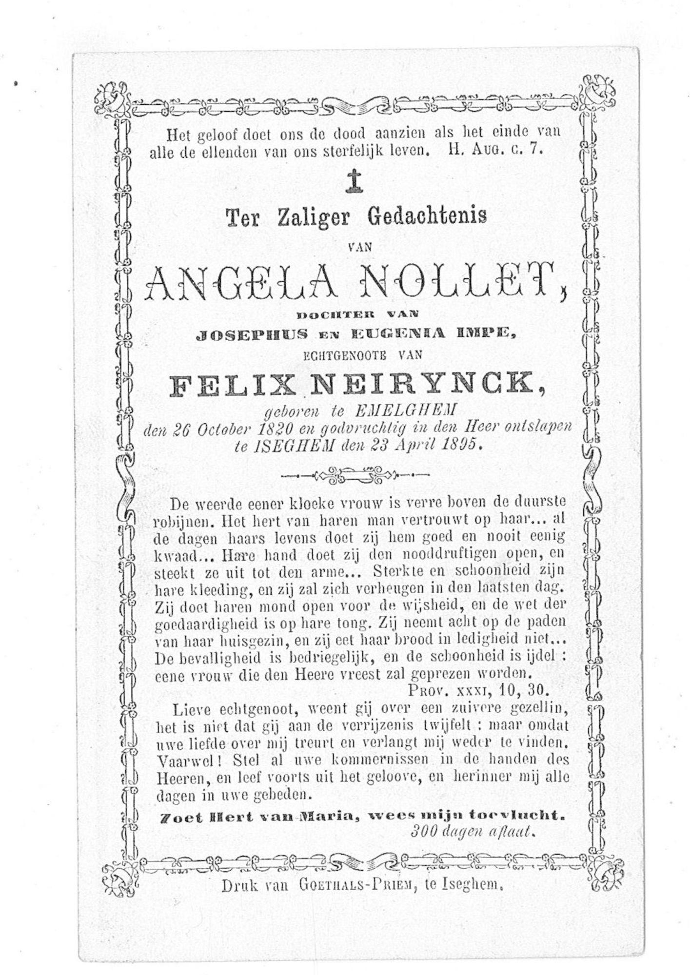 Angela Nollet
