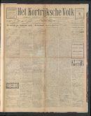 Het Kortrijksche Volk 1924-10-05 p1