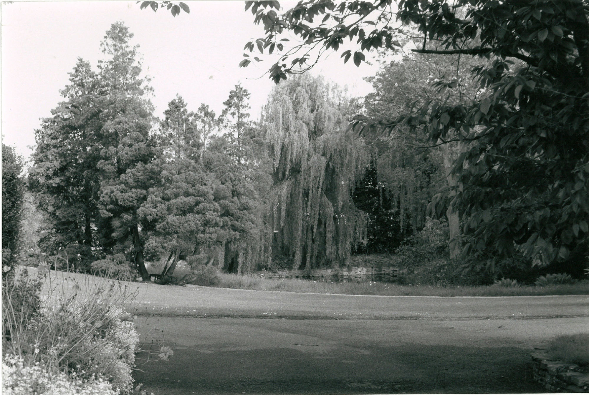 Tuin aan de Pottelberg