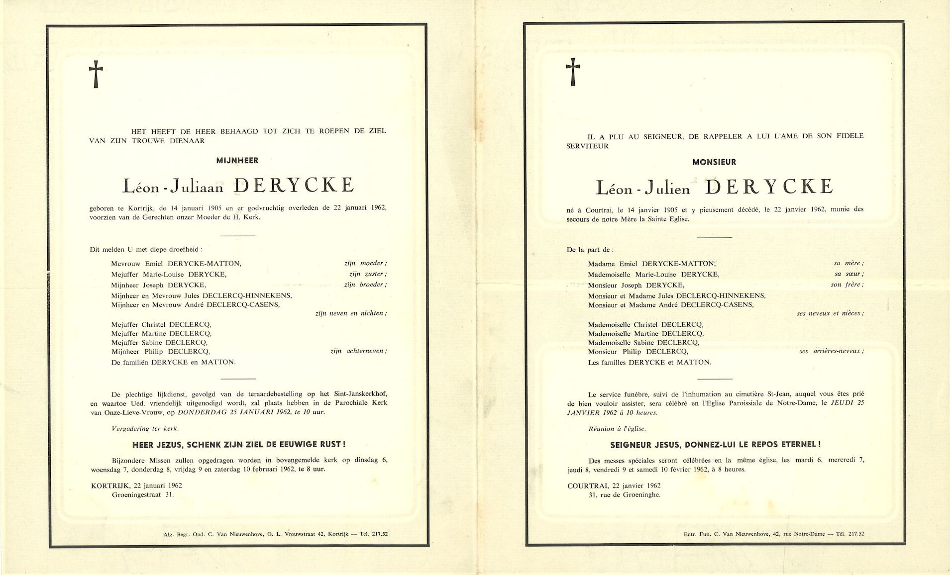 Léon-Juliaan Derycke