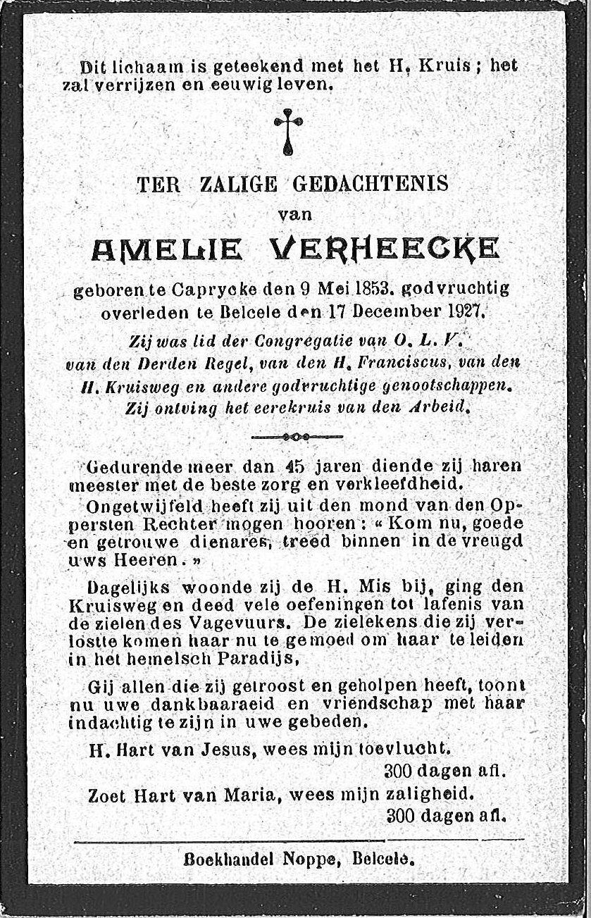 Amelie Verheecke