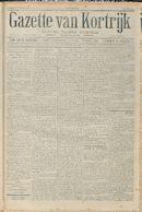 Gazette van Kortrijk 1916-12-23