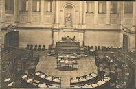 Westflandrica - het parlement in Brussel