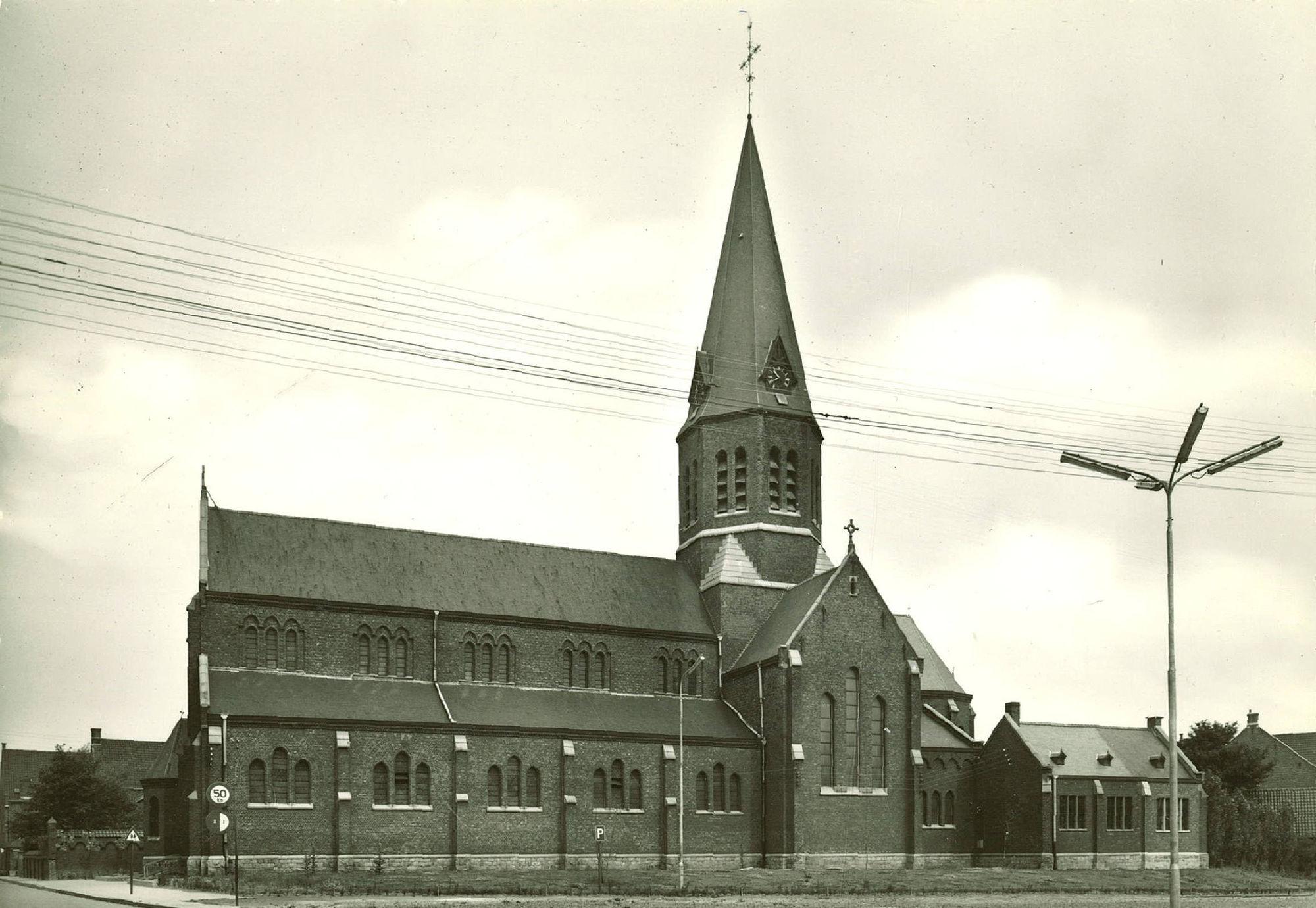 Sint-Brixiuskerk in Marke