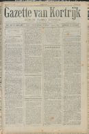 Gazette van Kortrijk 1916-07-08
