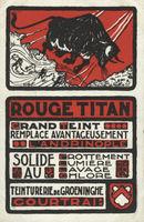 Ververij Groeninghe: Rouge Titan