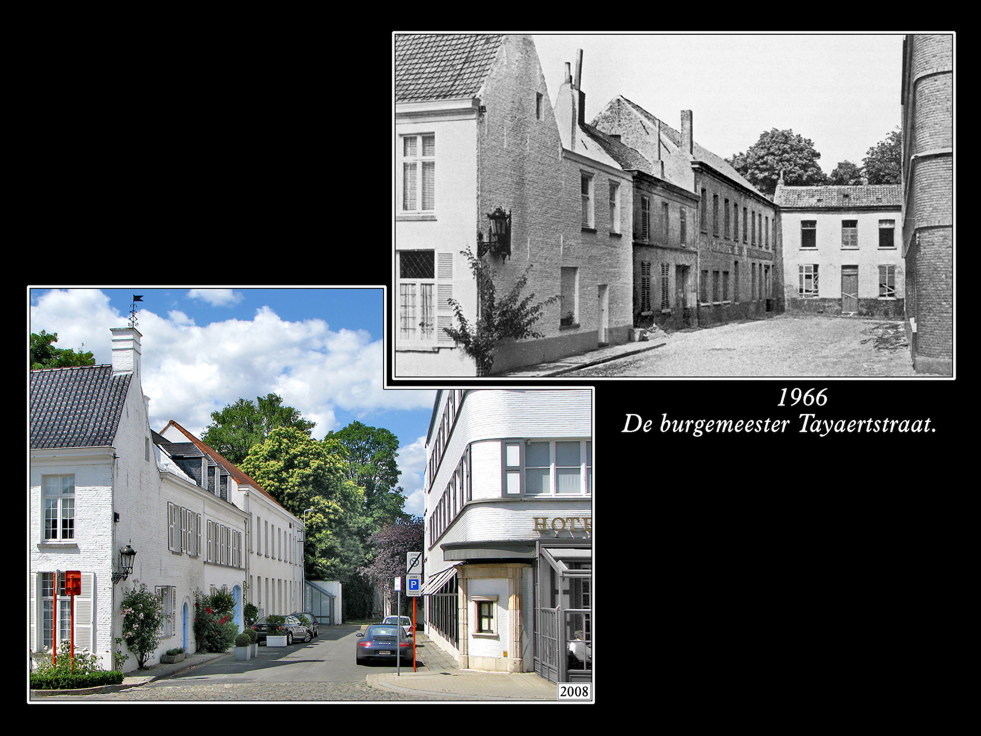 Burgemeester Tayaertstraat 1966 2008