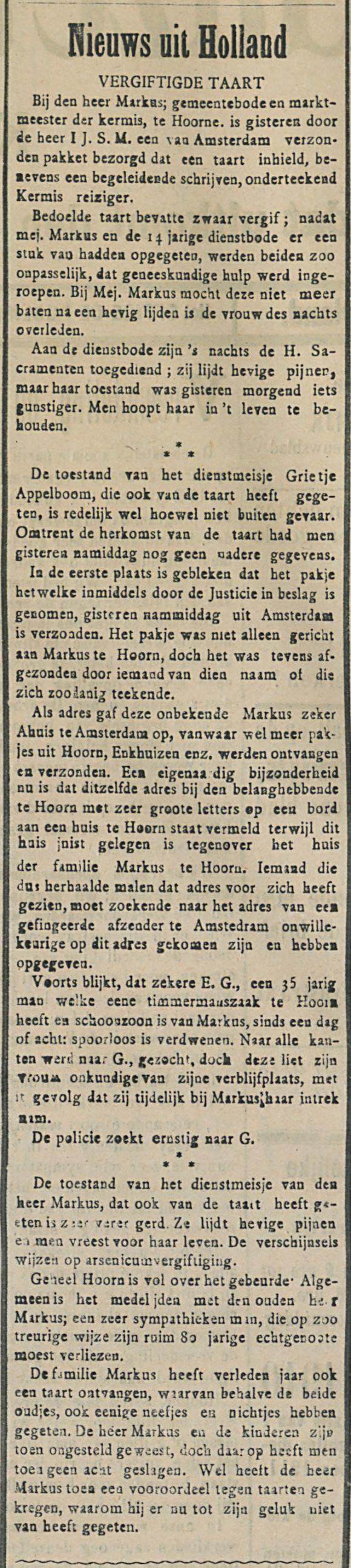 Nieuws uit Holland