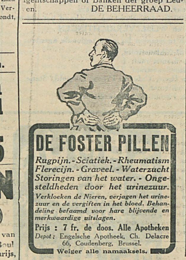 DE POSTER PILLEN