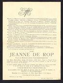 Jeanne De Rop