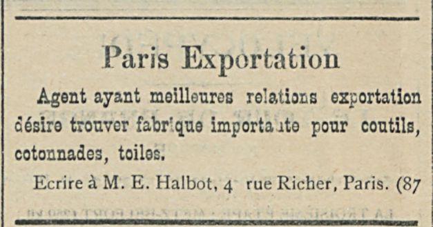 Paris Exportation