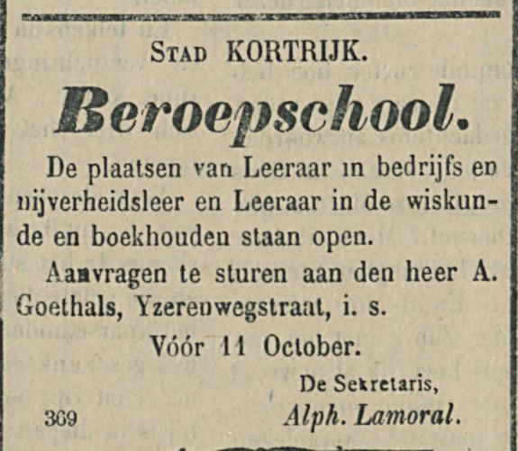 Beroepschool