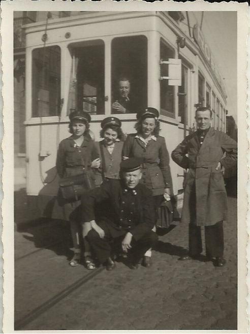 Tramstation Menenpoort.