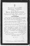 Adrianus Vermeer