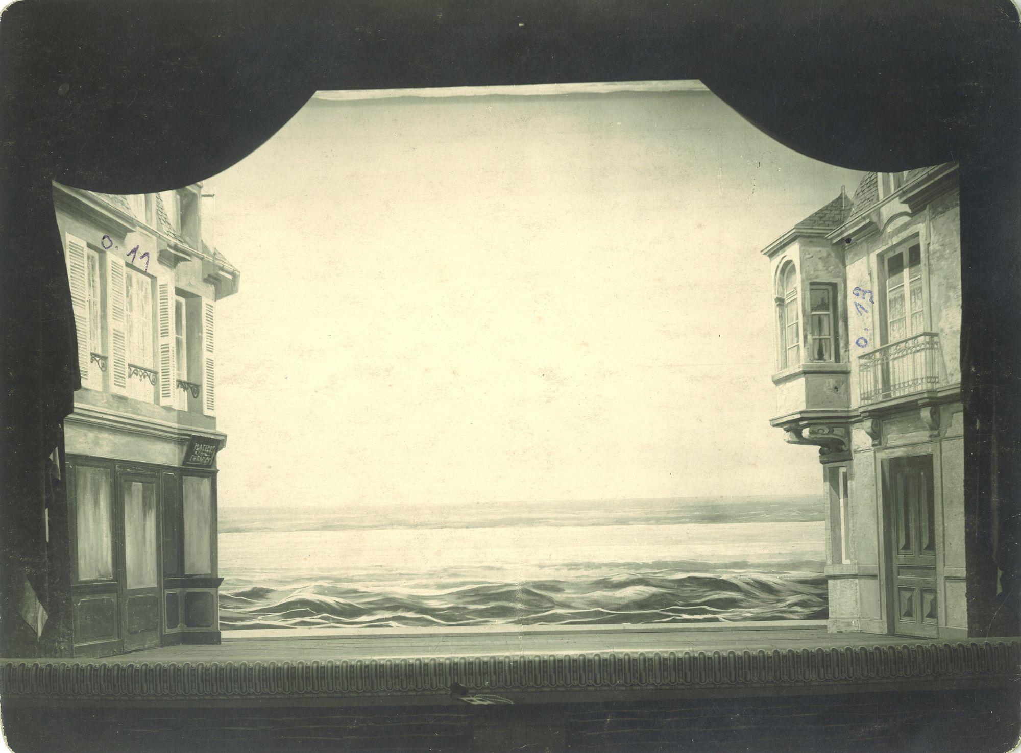 Place publique et panorama