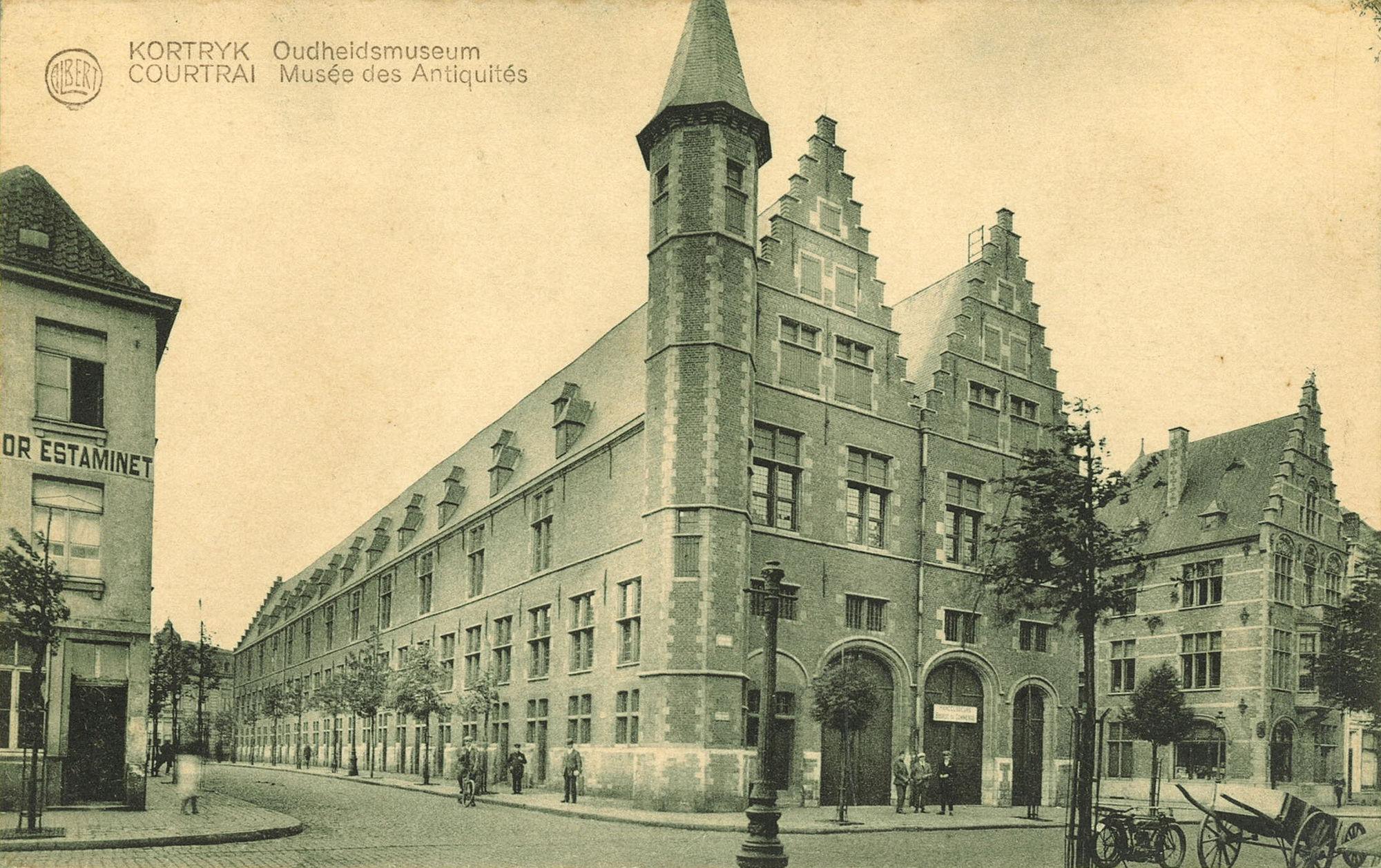 Hallen op het Schouwburgplein