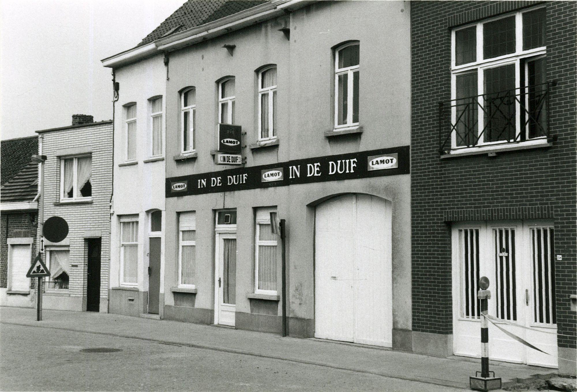 """Café """"In De Duif"""""""