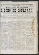 L'echo De Courtrai 1873-05-04