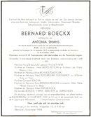 Bernard Boeckx