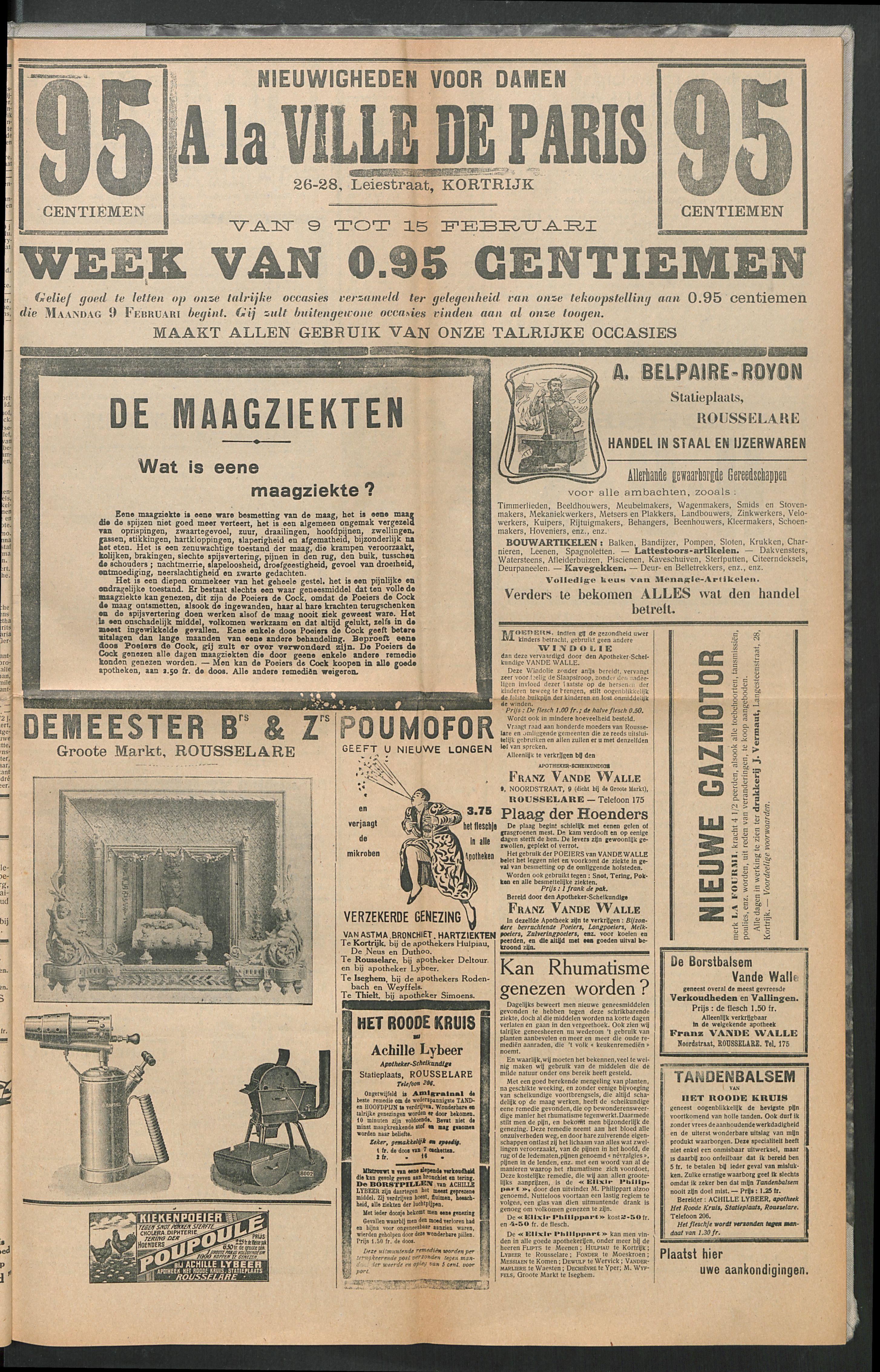 Het Kortrijksche Volk 1914-02-08 p7