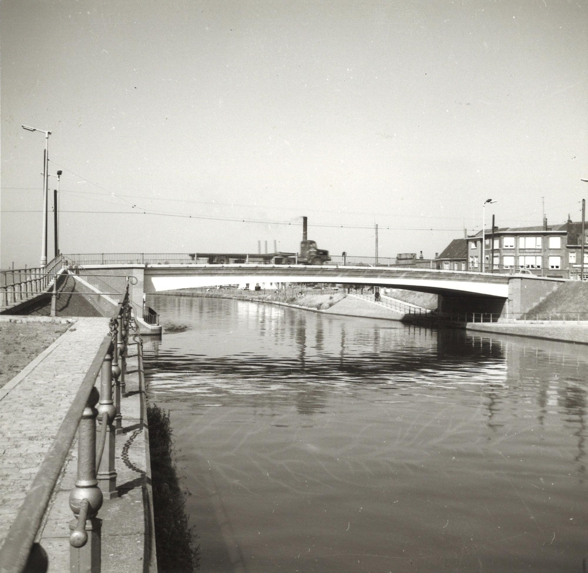 Gerechtshofbrug 1958