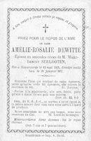 Amélie-Rosalie Dewitte