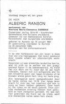 Alberic Ranson