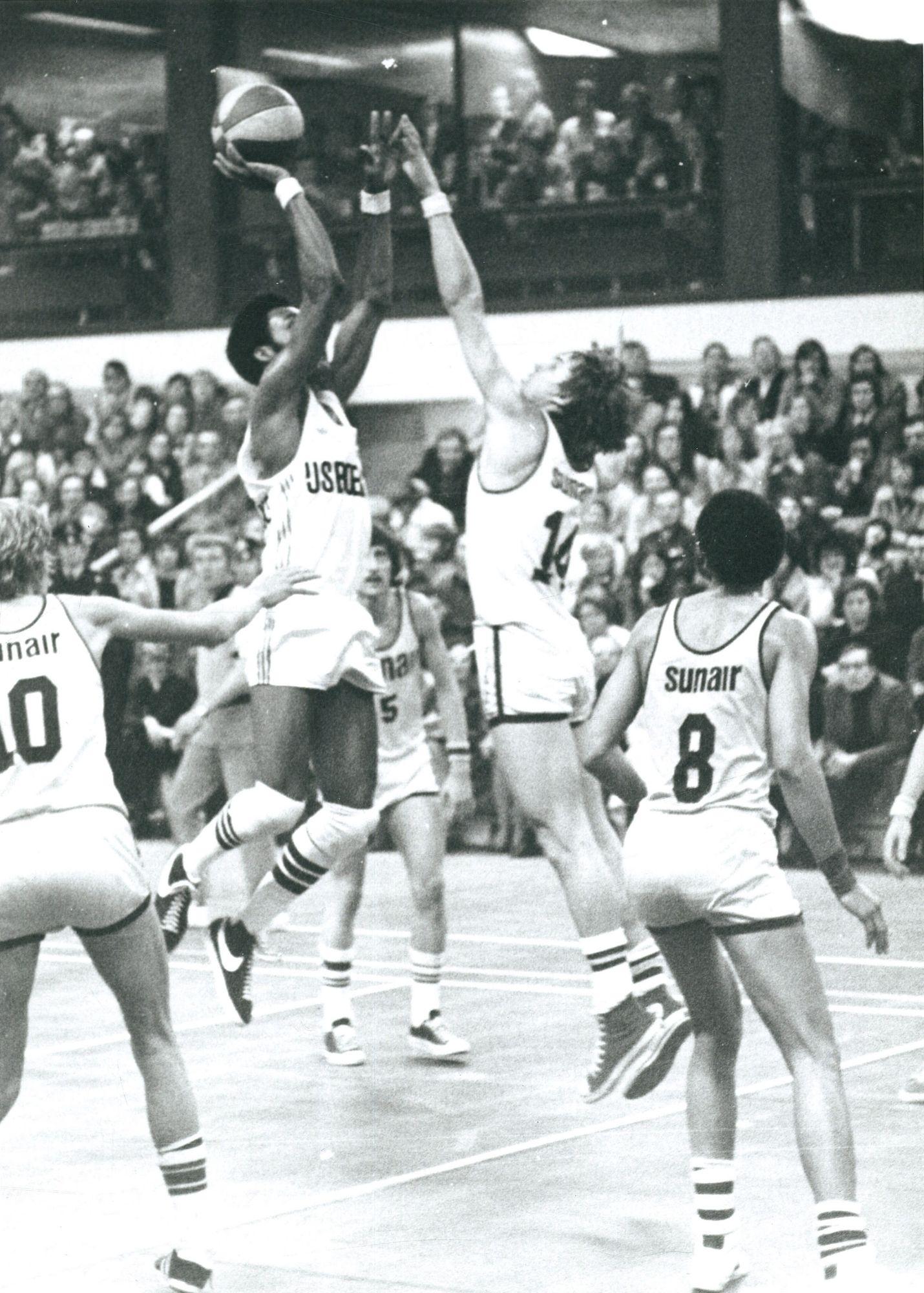 Basketploeg IJsboerke
