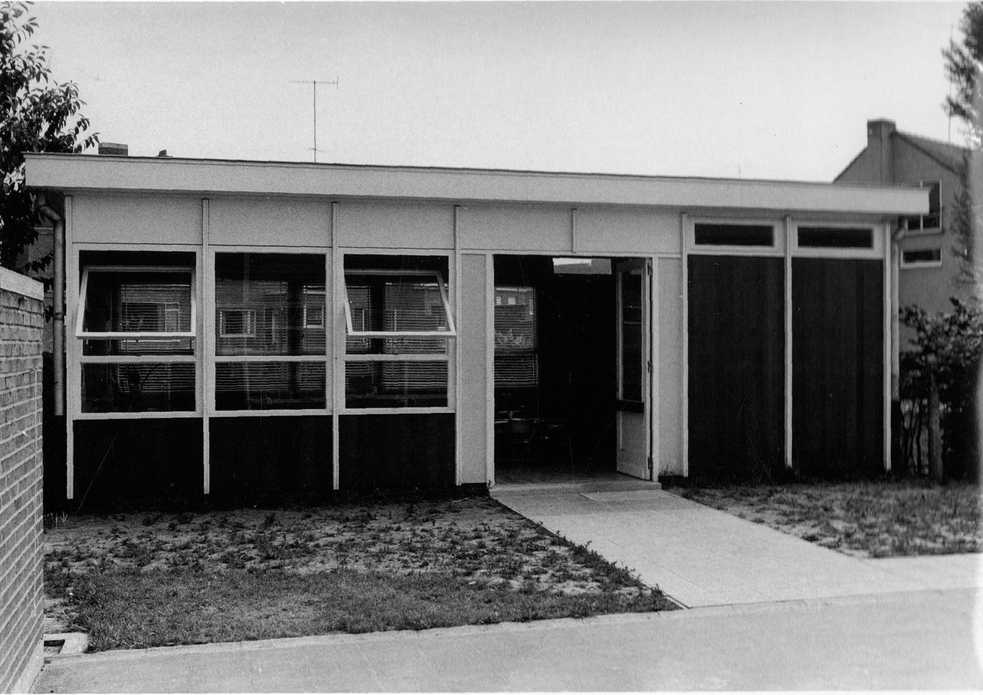 kleuterschool Blauwe poort 1967