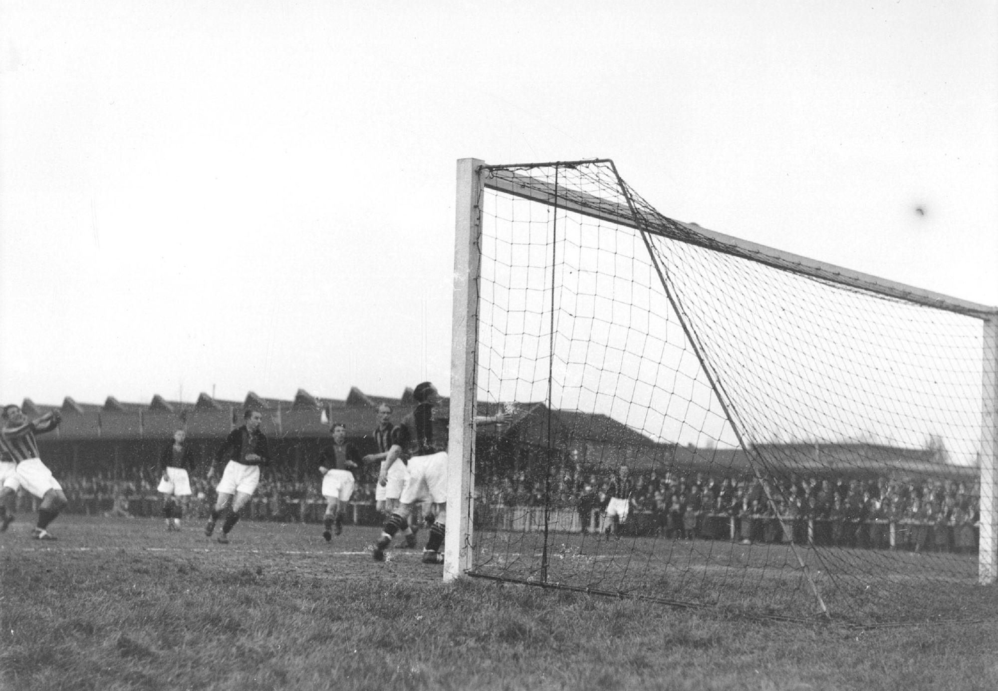Match van Kortrijk Sport in 1934