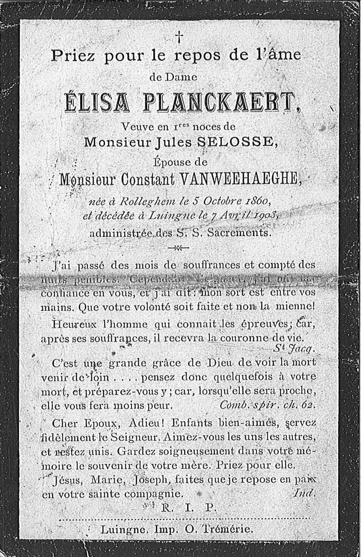Elisa Planckaert