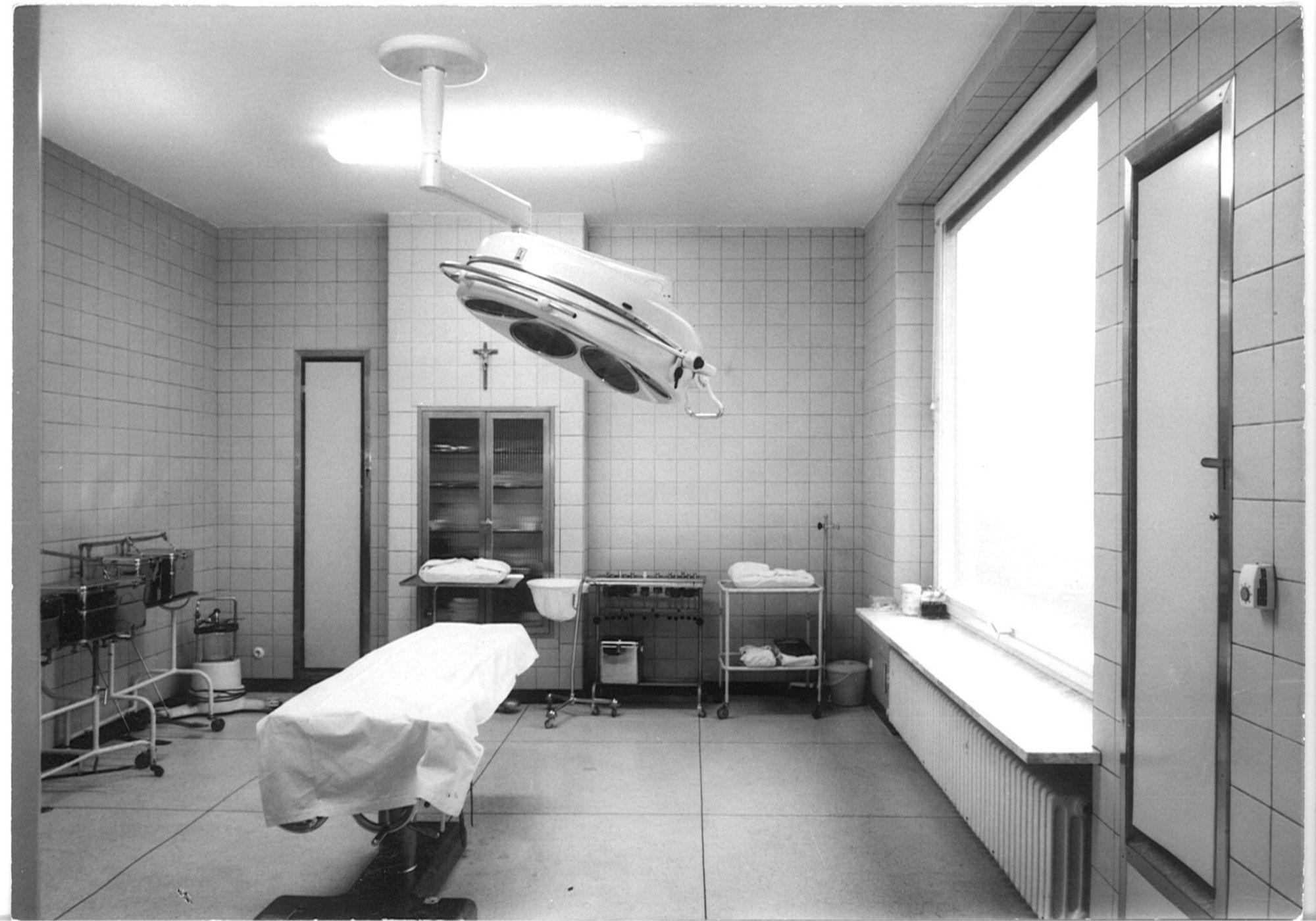 Operatiekamer Onze-Lieve-Vrouwehospitaal